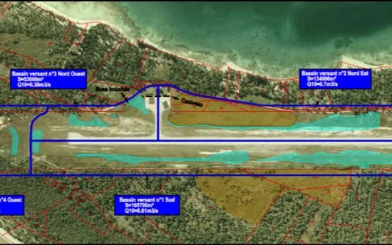 Mise aux normes de l'aérodrome de Tikehau