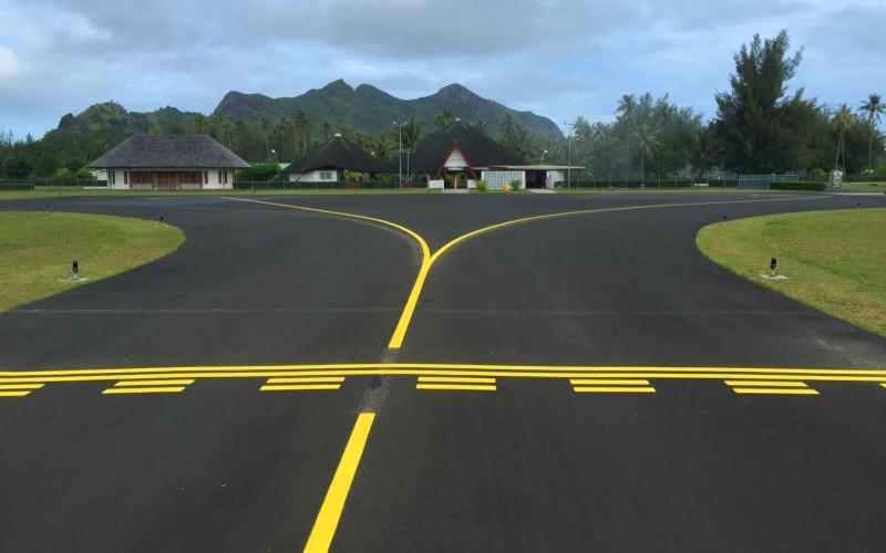 Aérodrome de Tubuai